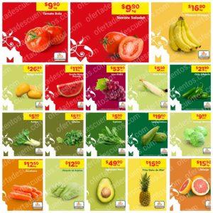 Chedraui: Ofertas en Frutas y Verduras 13 y 14 de Abril 2021