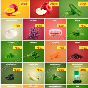 Chedraui: Ofertas en Frutas y Verduras MartiMiércoles 25 y 26 de Mayo 2021