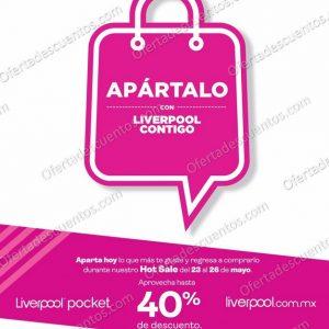 Hot Sale 2021 en Liverpool del 23 al 31 de Mayo 2021