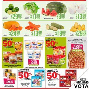 Soriana: Ofertas Hot Sale en Frutas y Verduras 23 y 24 de Mayo 2021
