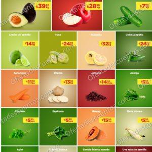 Chedraui: Ofertas en Frutas y Verduras MartiMiércoles 15 y 16 de Junio 2021