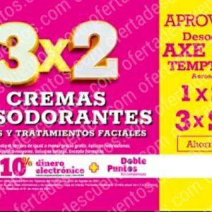 Julio Regalado 2021 Soriana: 3×2 en Cremas, Desodorantes, Talcos y más