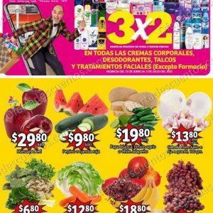 Soriana Mercado: Ofertas en Frutas y Verduras del 22 al 24 de Junio 2021