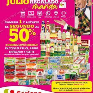 Folleto de Ofertas Julio Regalado 2021 Soriana Hiper del 9 al 15 de Julio