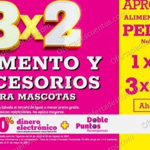 Oferta Estelar Julio Regalado 2021 Soriana: 3×2 en Alimento y Accesorios Para Mascotas
