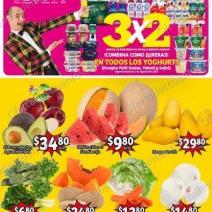 Ofertas en Frutas y Verduras Soriana Mercado del 27 al 29 de Julio 2021