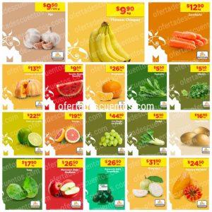 Ofertas en Frutas y Verduras Chedraui 21 y 22 de Septiembre 2021