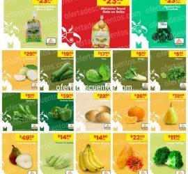 Ofertas en frutas y verduras Chedraui 7 y 8 de septiembre 2021